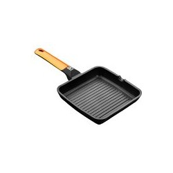 GRILL EFFICIENT 28CM CON RAYAS