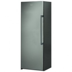 Congelador Vertical  Ariston Nf Uh8 F1 Cx 187x60 Inox (a+)