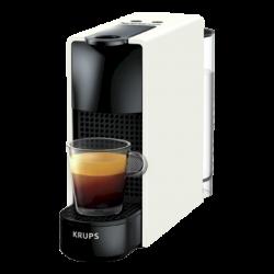 Cafetera Krups Nespresso Mini Essenza Xn-1101 Pr5 Blanca 19 Bares 0.6 L Deposito